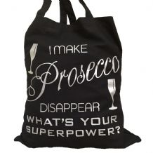 I Make Prosecco Disappear Tote Bag